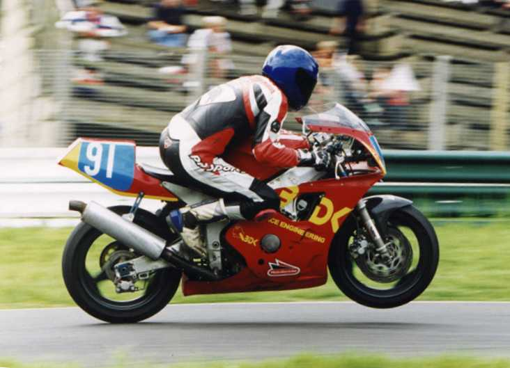 James Cadwell Park 2000