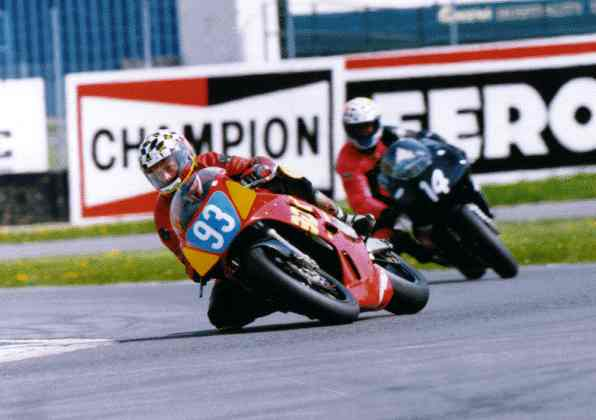 Neil Donnington Park  2000