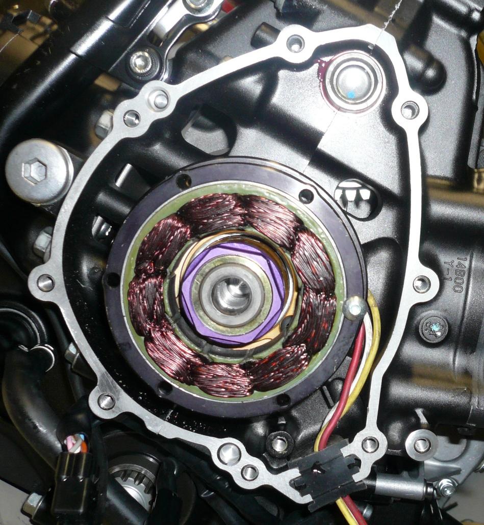 Bdk Race Engineering Home Page Yamaha R6 Engine Parts Diagram Yrg1 09 R1 Alternator