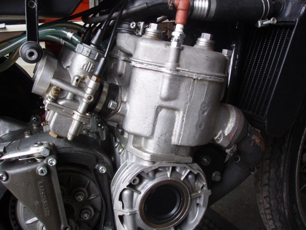 Bdk Race Engineering Tr750s 1980 Corvette Engine Diagram Daytona Cylinders